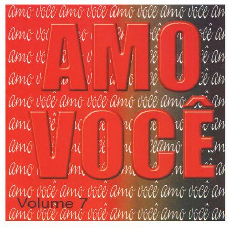 CD Amo Você Vol.7
