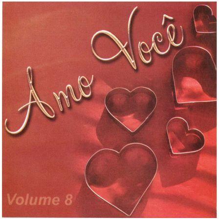 CD Amo Você Vol.8