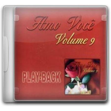 CD Amo Você Vol.9 (Play-Back)