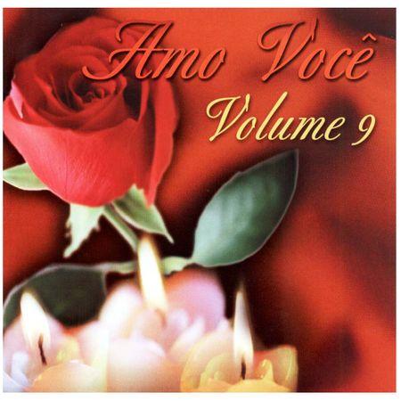 CD Amo Você Vol.9