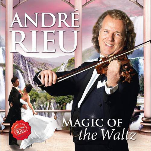 Cd André Rieu - Magic Of The Waltz