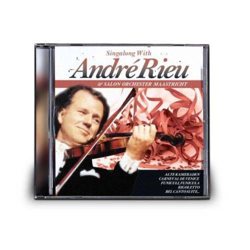 Cd Andre Rieu - Singalong With