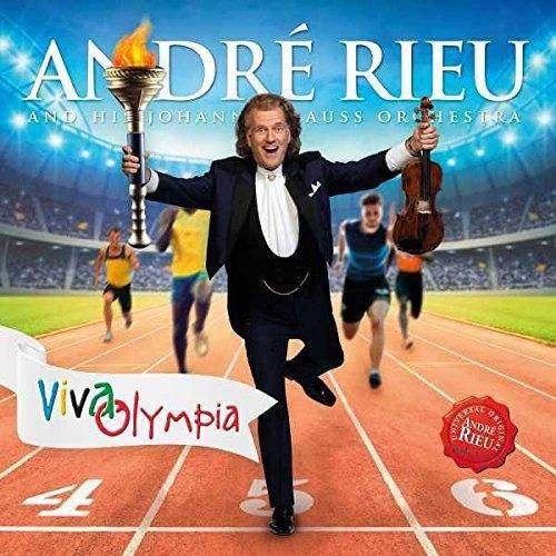 Cd André Rieu - Viva Olympia