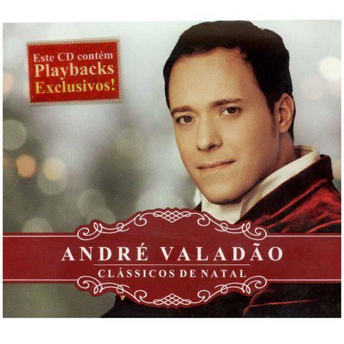 Cd André Valadão Clássicos de Natal