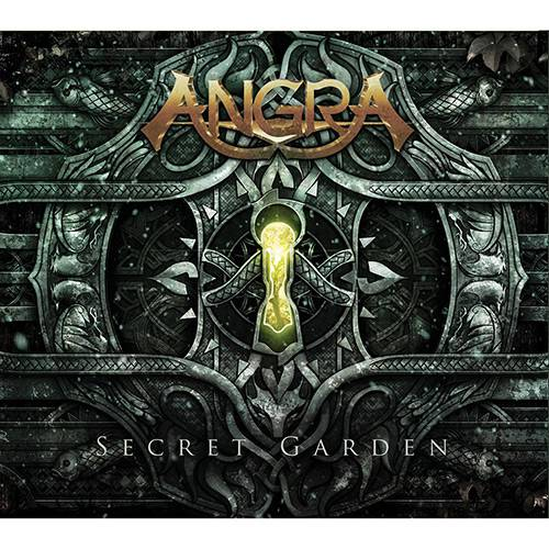 CD - Angra - Secret Garden