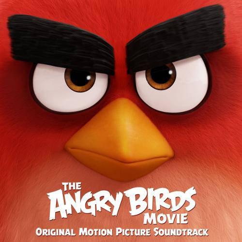 Cd Angry Birds, o Filme
