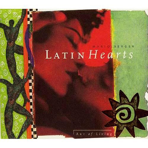 CD Arte de Viver - Latin Hearts / Mário Berger