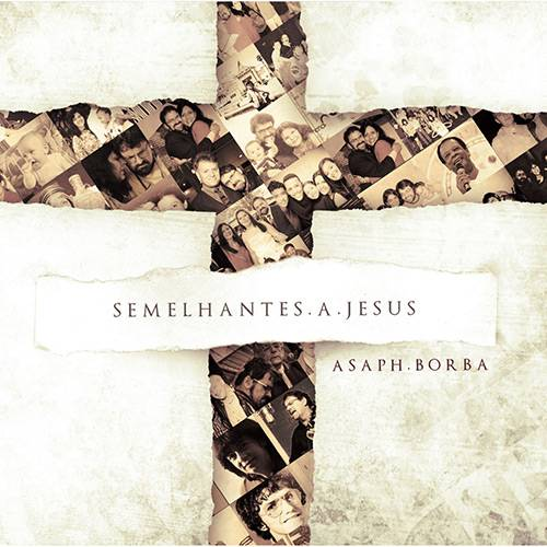 CD Asaph Borba - Semelhante a Jesus