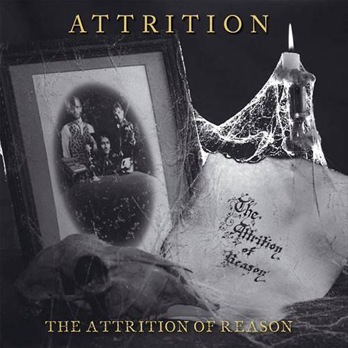 CD Attrition - The Attrition Of Reason (Importado)
