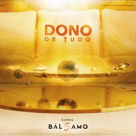 CD Banda Bálsamo Dono de Tudo