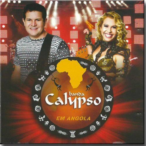 Cd Banda Calypso - ao Vivo em Angola