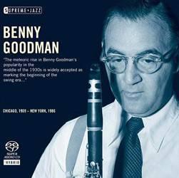 CD Benny Goodman - Supreme Jazz (Importado)