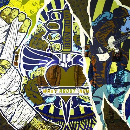 CD Bon Jovi - What About Now
