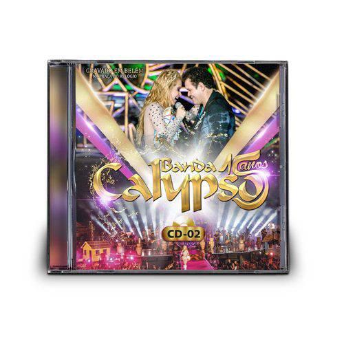 Cd Calypso 15 Anos Cd 2