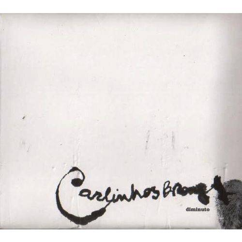 Cd Carlinhos Brow - Diminuto
