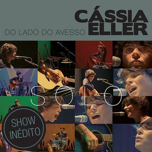 CD Cássia Eller - do Lado do Avesso