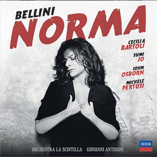 CD Cecília Bartolli - Bellini: Norma - (CD Duplo)