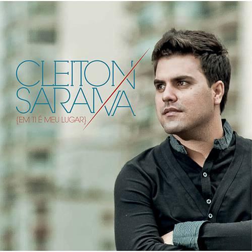 CD - Cleiton Saraiva - em Ti é Meu Lugar