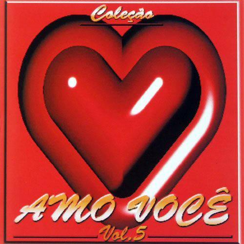 CD Coleção Amo Você - Vol. 5