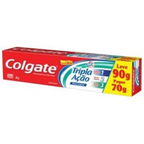 Cd Colgate Tripla Acao Lv90gpg70g