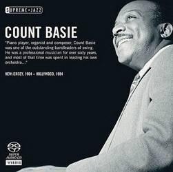 CD Count Basie - Supreme Jazz (Importado)