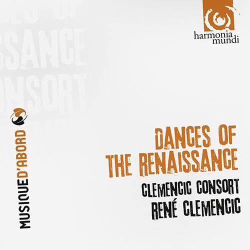 CD Dances Of The Renaissance