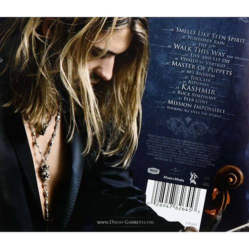CD David Garret - Rock Symphonies