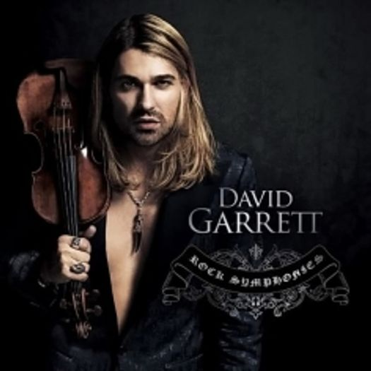 CD David Garrett - Rock Symphonies - 2011