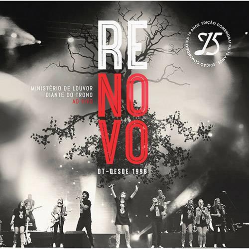 CD Diante do Trono Renovo - ao Vivo