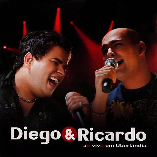 CD Diego & Ricardo - ao Vivo em Uberlândia
