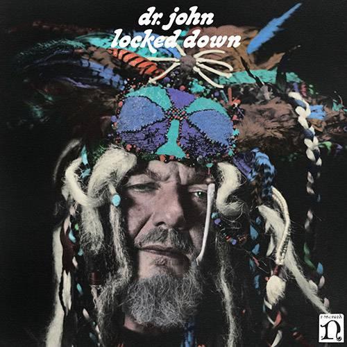 CD Dr. John - Locked Down