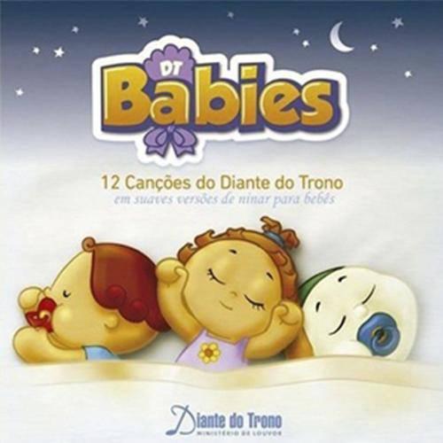 Cd Dt Babies - Diante do Trono