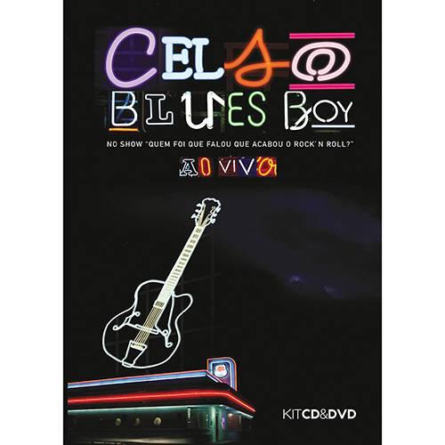 CD + DVD - Celso Blues Boys - ao Vivo (2 Discos)