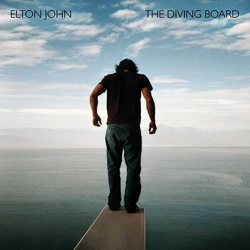 CD - Elton John - The Diving Board
