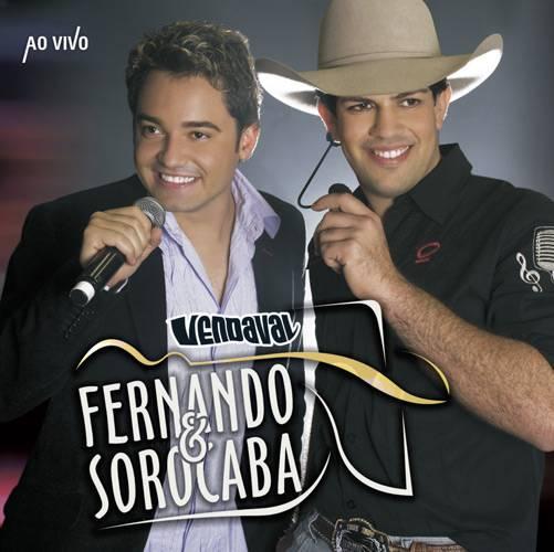 CD Fernando & Sorocaba - Vendaval