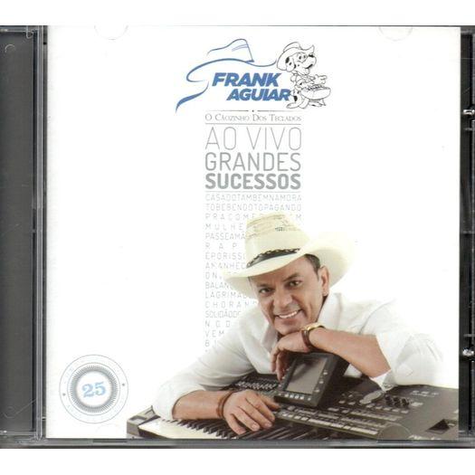 CD Frank Aguiar - ao Vivo: Grandes Sucessos