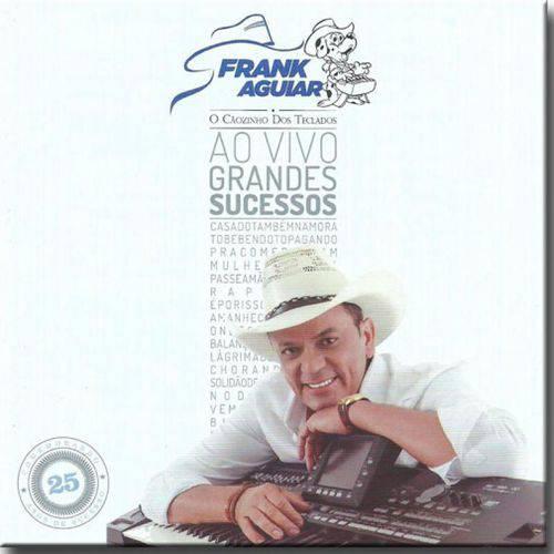Cd Frank Aguiar - ao Vivo Grandes Sucessos