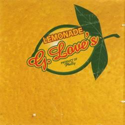 CD G. Love - Lemonade