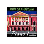 CD Geraldo Braga - Sons da Amazônia - Piano 1 - Vol. 1