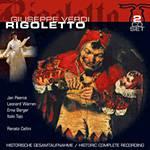 CD Giuseppe Verdi - Rigoletto (Duplo) (Importado)