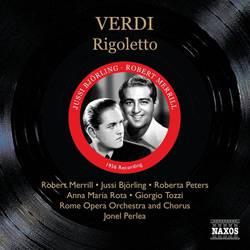 CD Giuseppe Verdi - Rigoletto (Importado) (Duplo)