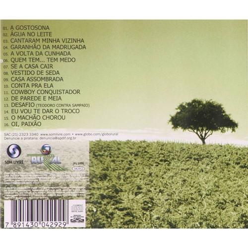 CD Globo Rural: Teodoro & Sampaio
