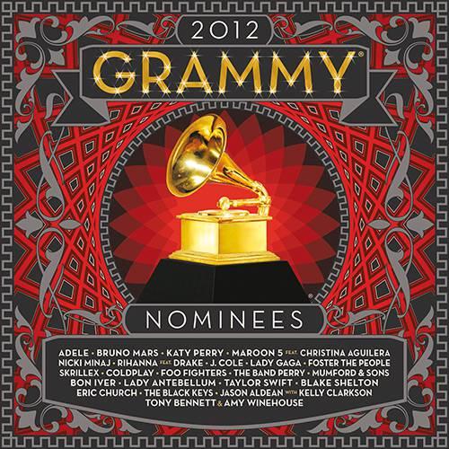CD Grammy 2012