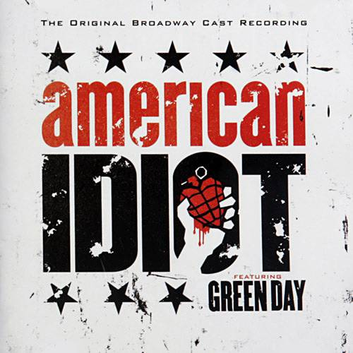 CD Green Day - American Idiot Cast Albun: Live (Duplo)
