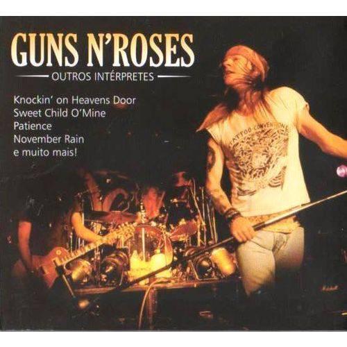 Cd Guns N Roses - Outros Intérpretes