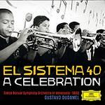 CD - Gustavo Dudamel: El Sistema 40 - a Celebration