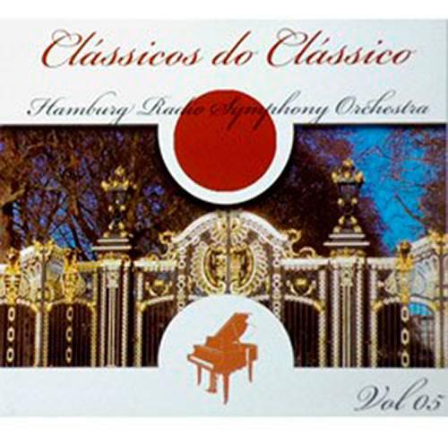 CD Hamburg Radio Symphony Orchestra - Clássicos do Clássico - Vol.5