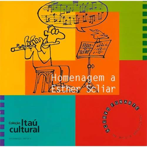 CD Homenagem a Esther Scliar
