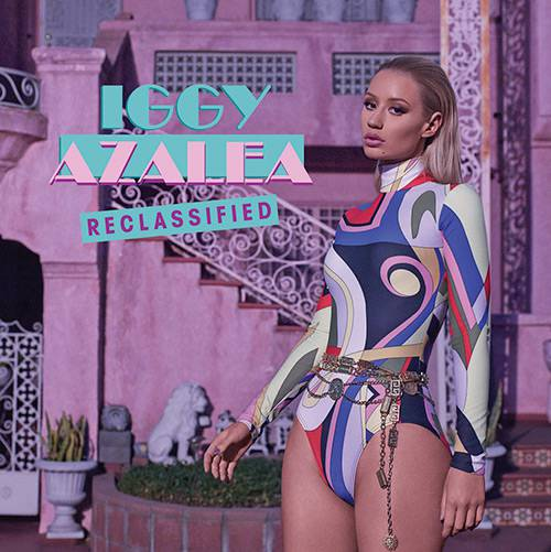 CD - Iggy Azalea: Reclassified (Explicit)