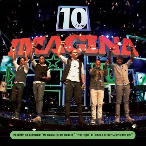 CD Imaginasamba - Imagina 10 Anos